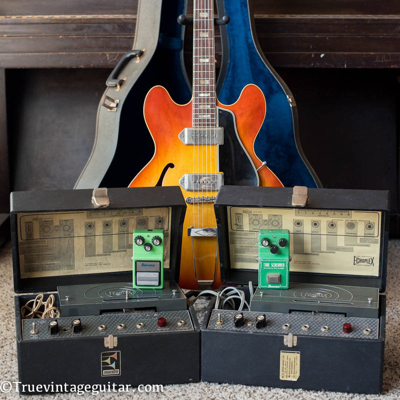 Vintage Guitars and Gear at True Vintage Guitar!