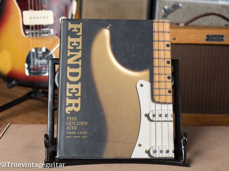Vintage Guitar Library: Vintage Fender Book