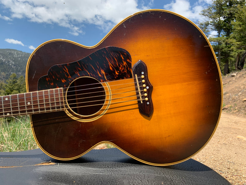 Vintage Guitar You've Never Played? 1941 Gibson SJ-100!