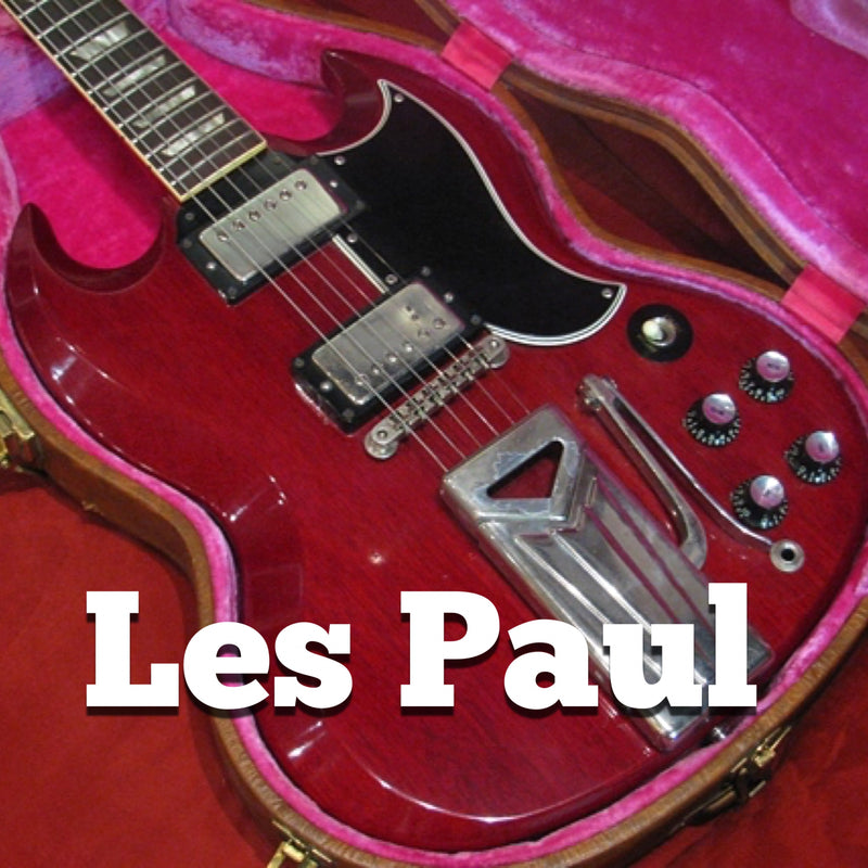 SG or Les Paul?