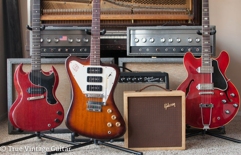 Consign your vintage guitar or amplifier with True Vintage Guitar