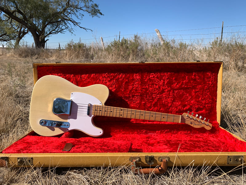 Vintage Fender Telecaster Guitar Buyer
