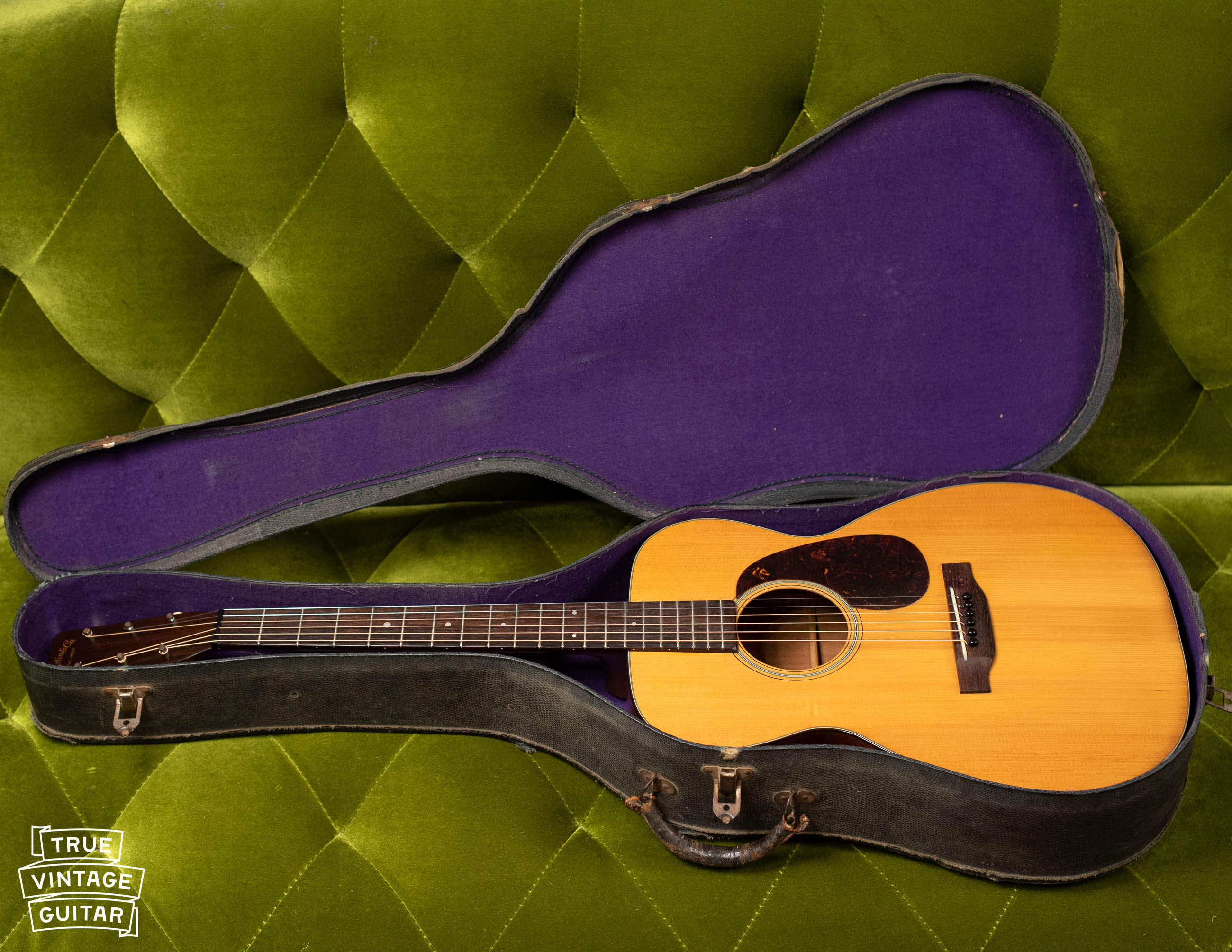 How to sell vintage Martin guitar
