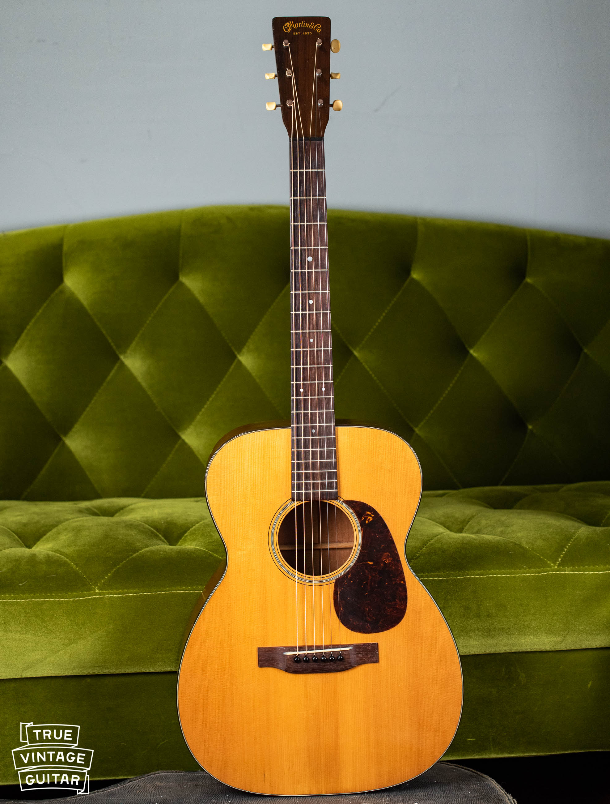Where to sell vintage Martin guitars