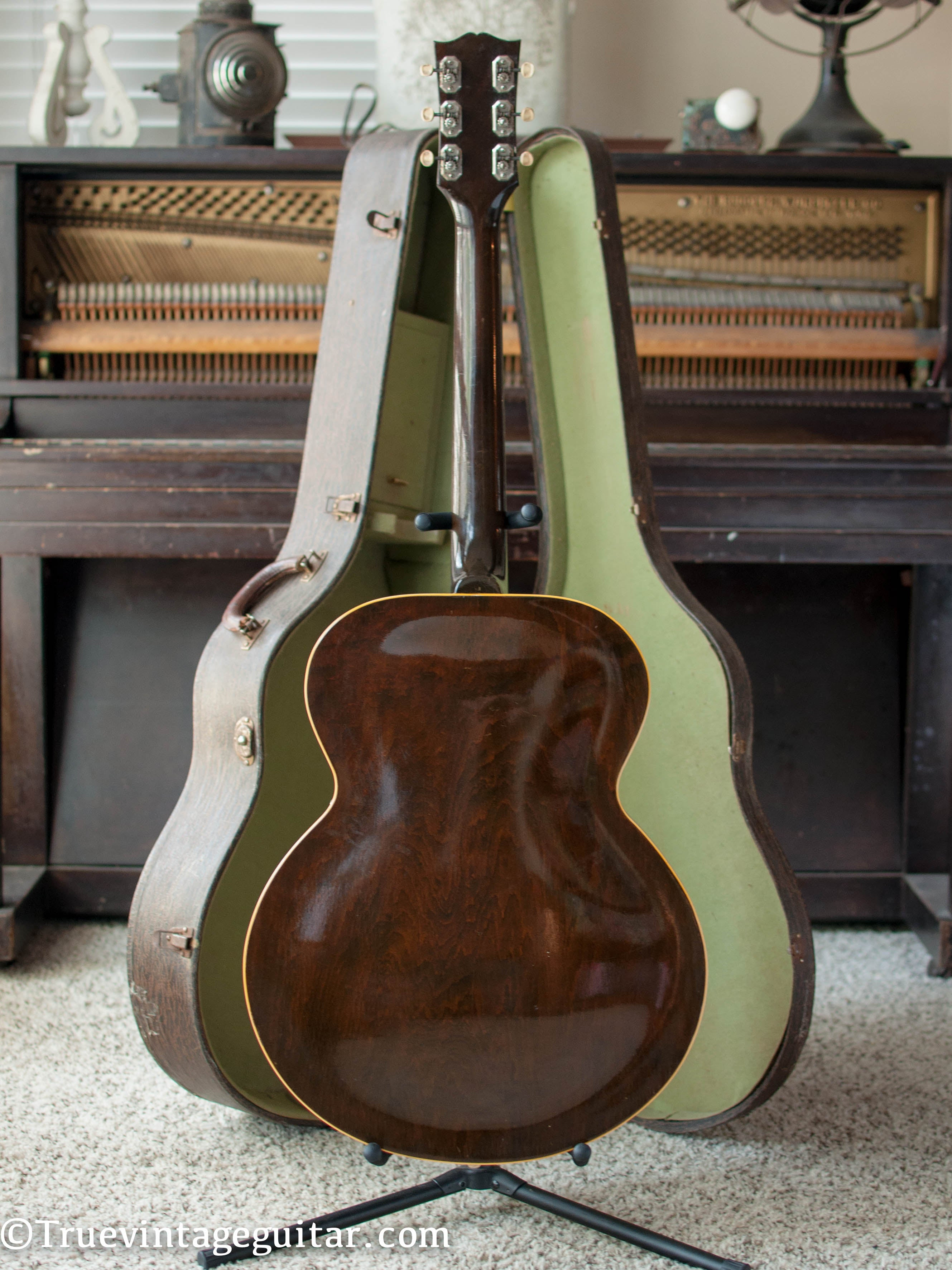 Gibson ES-150 archtop electric guitar vintage 1948