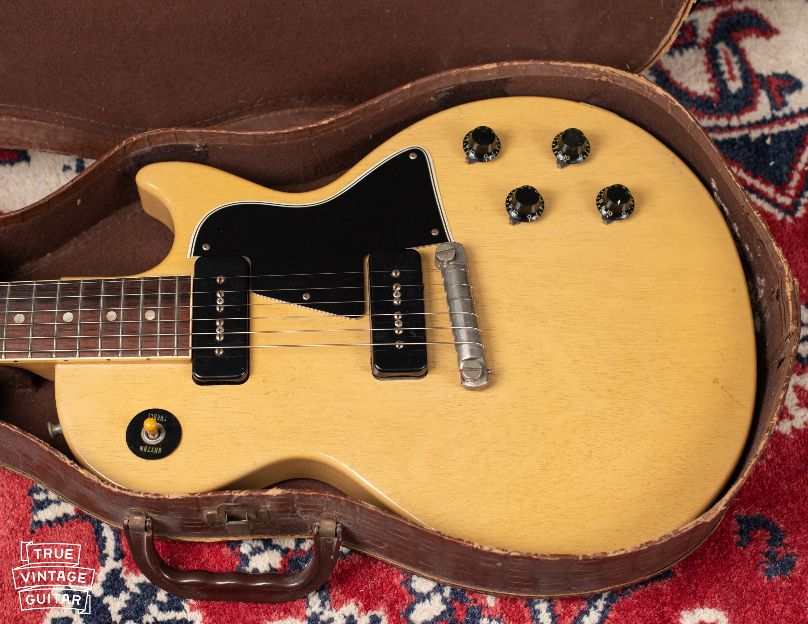 where to sell vintage Gibson Les Paul guitars
