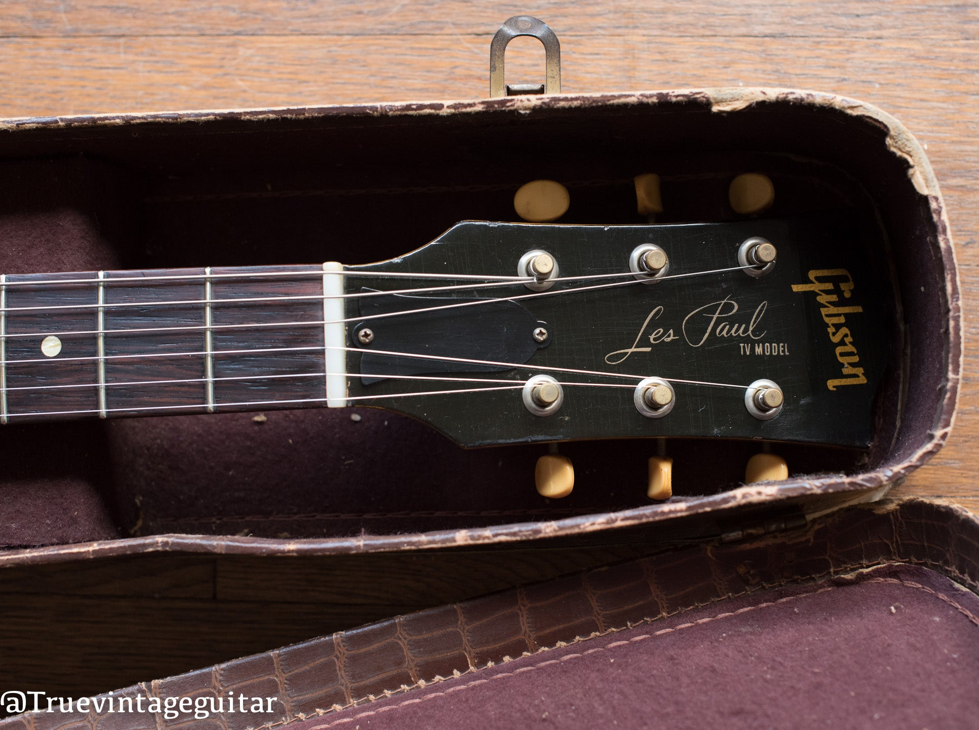 1950s Gibson Les Paul buyer collector