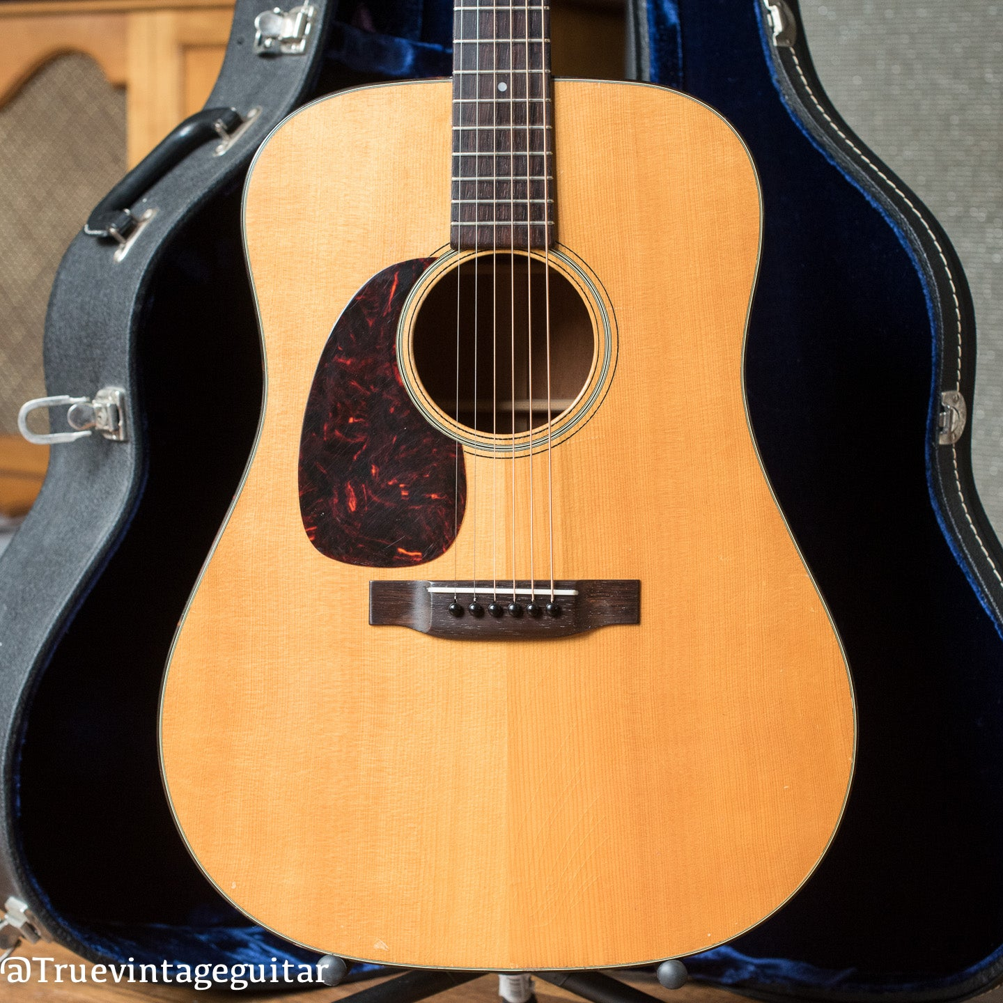 Vintage 1959 Martin D-18L Lefty left handed