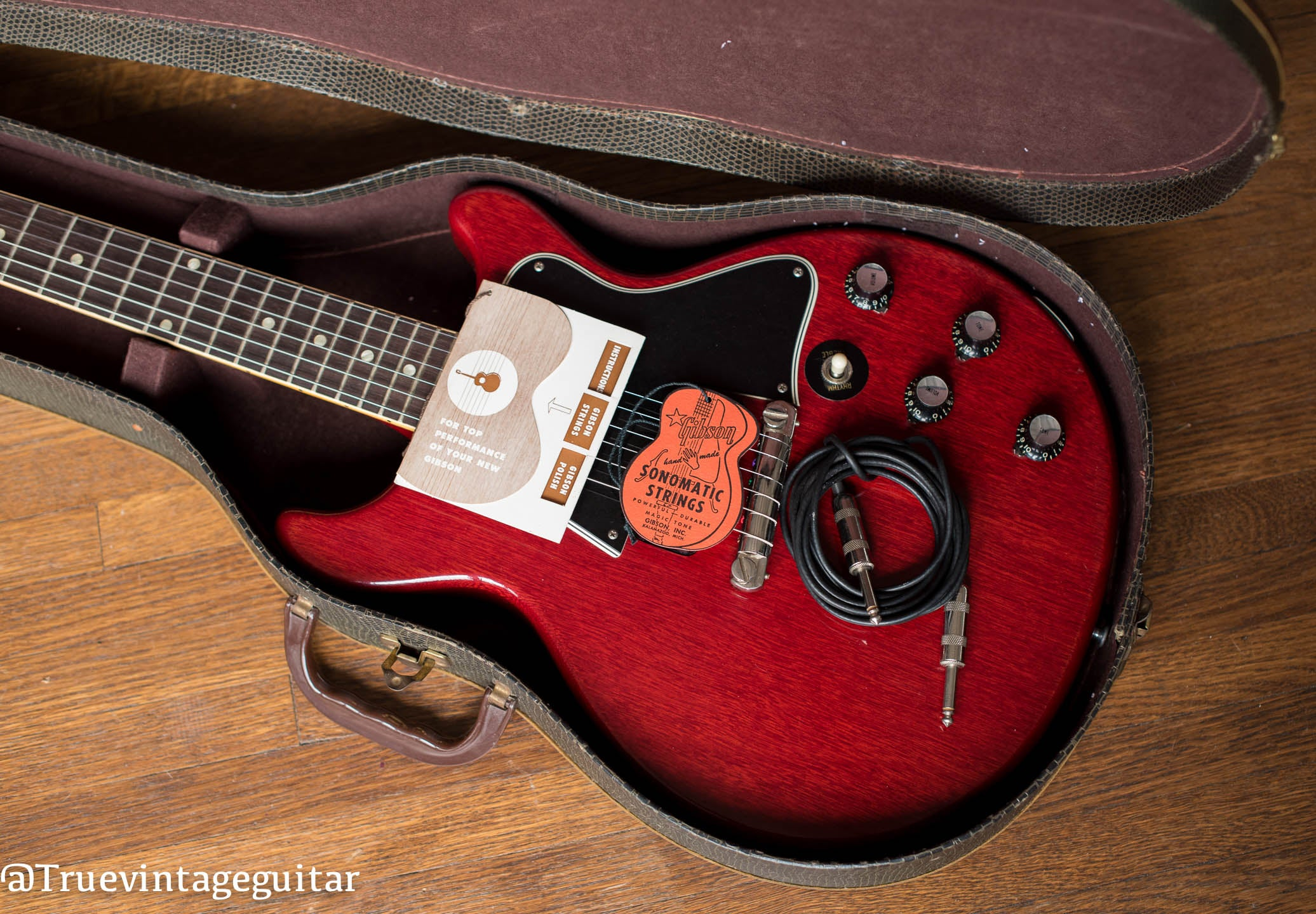 Vintage Gibson SG Special vintage electric guitar