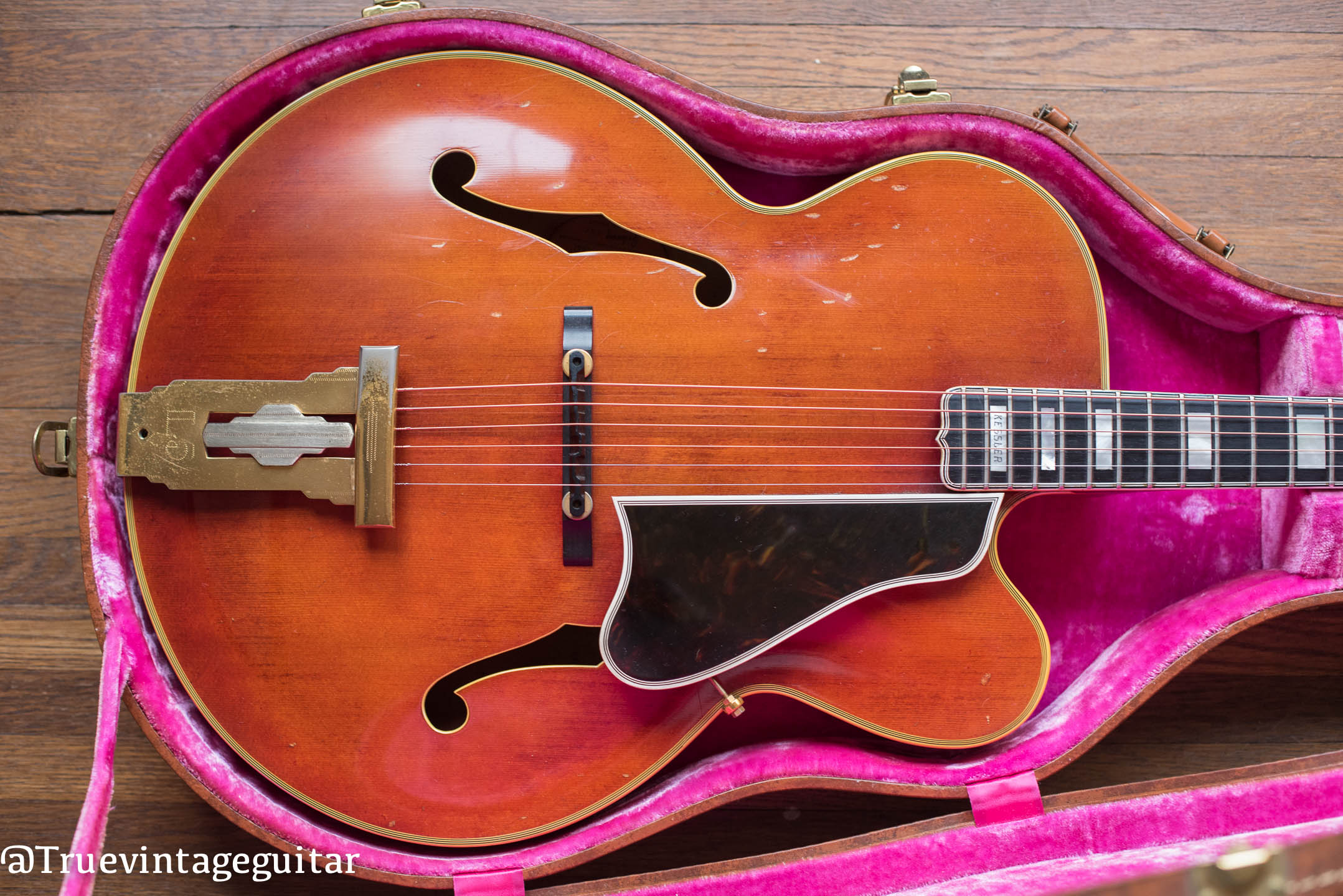 1961 Gibson L-5 CT Special in original case