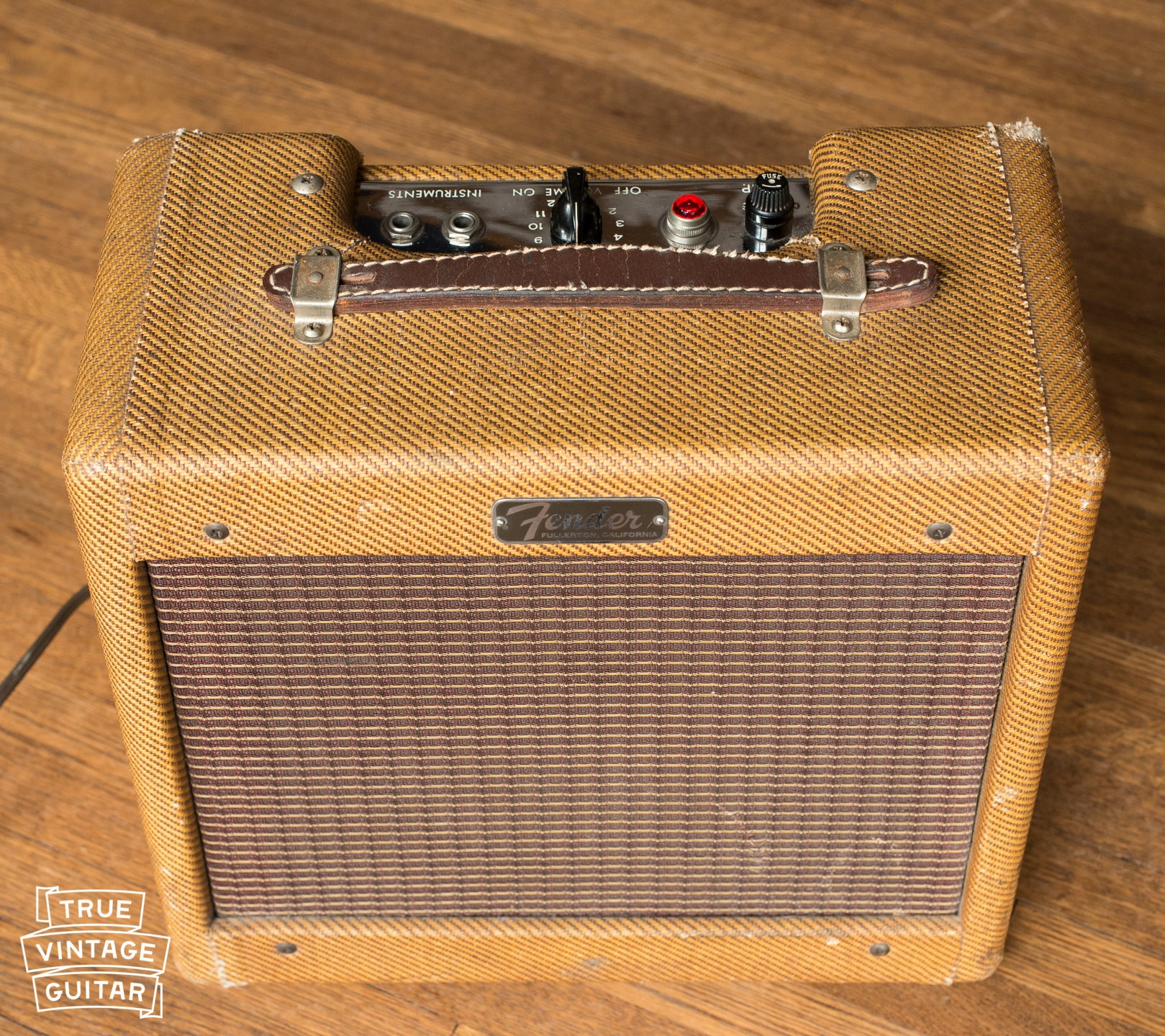 Where to sell vintage Fender amp