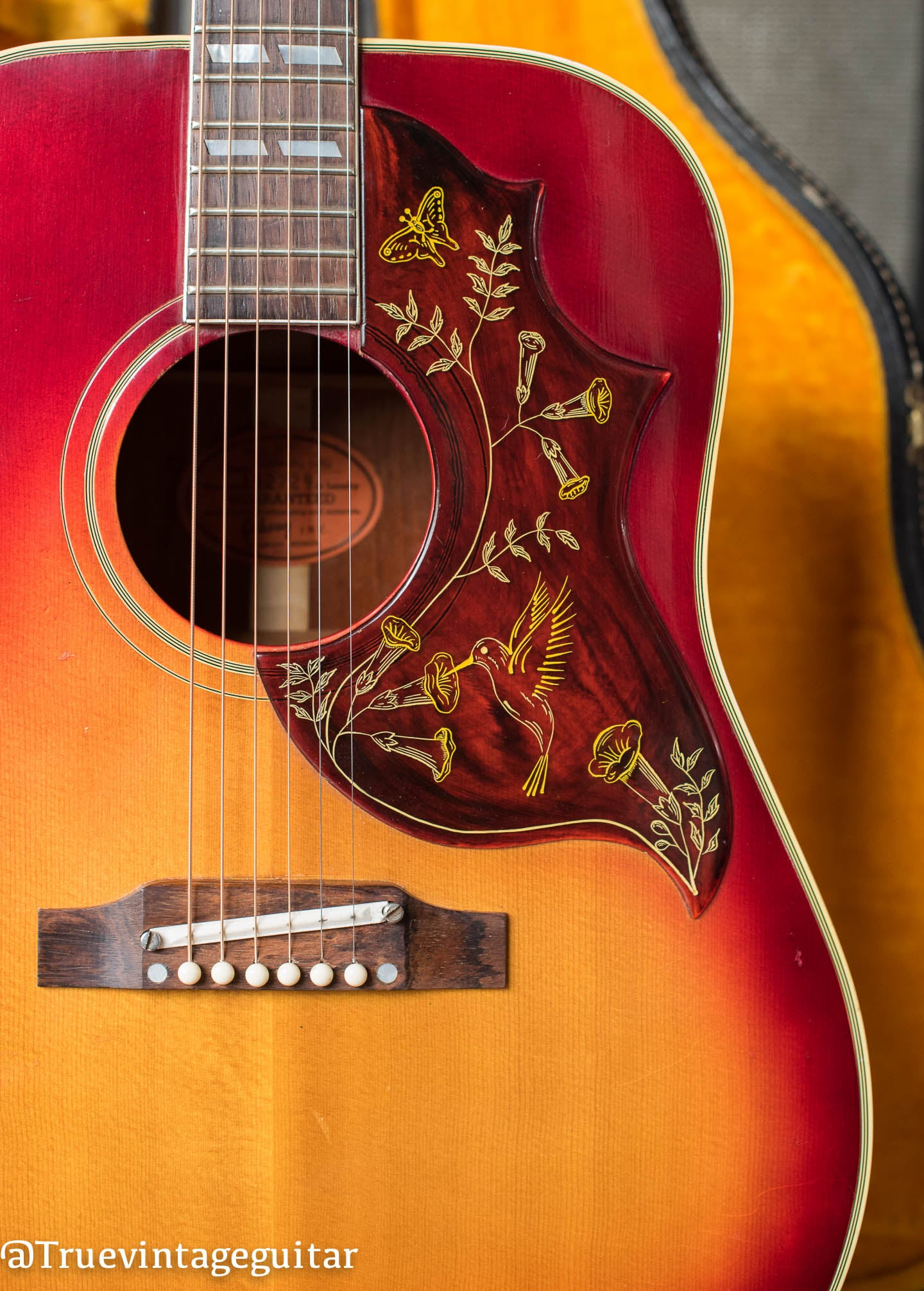 Where to sell Gibson Hummingbird guitar