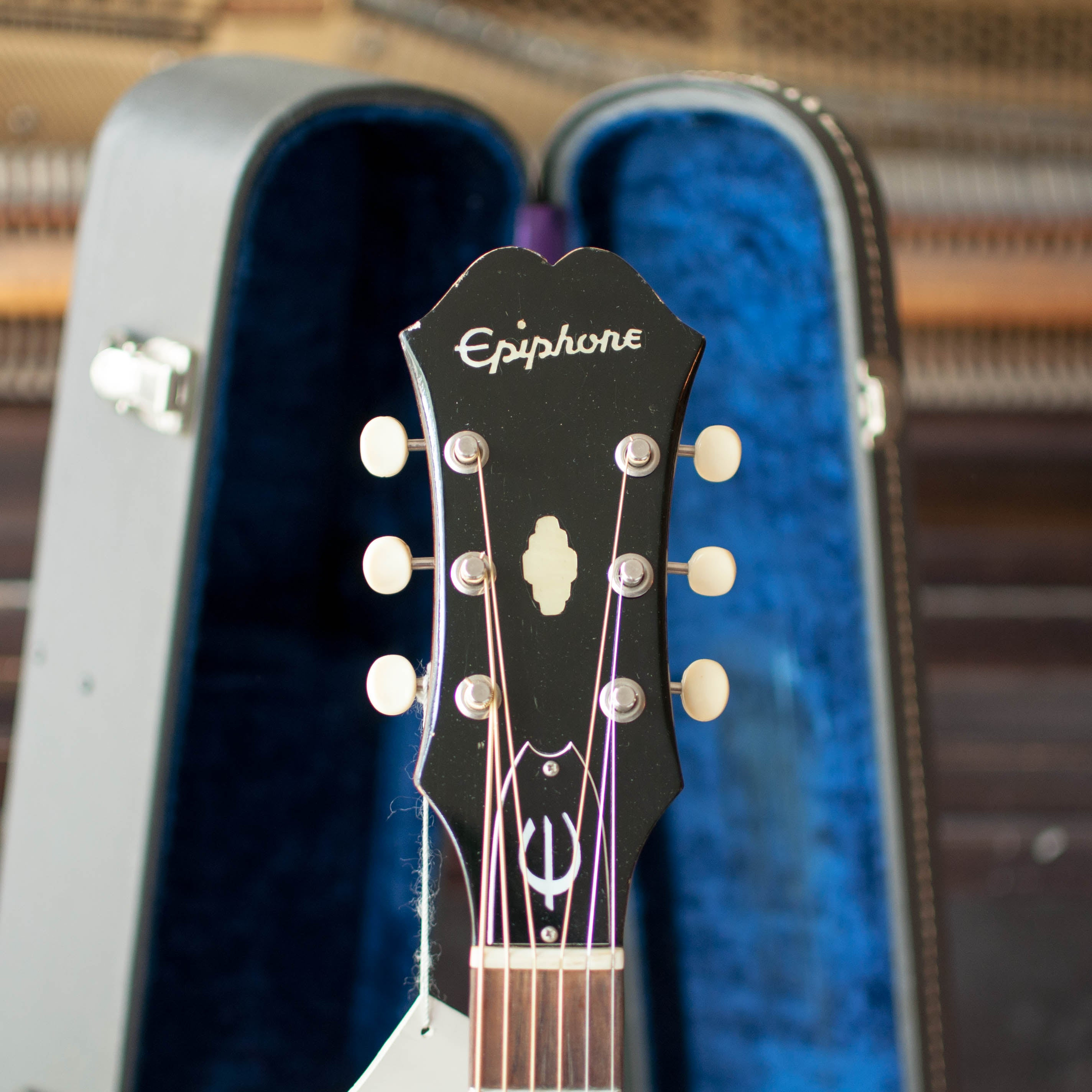 Epiphone tall headstock, vintage 1964 Texan