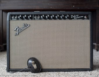 1966 Fender Deluxe Reverb A14545-005