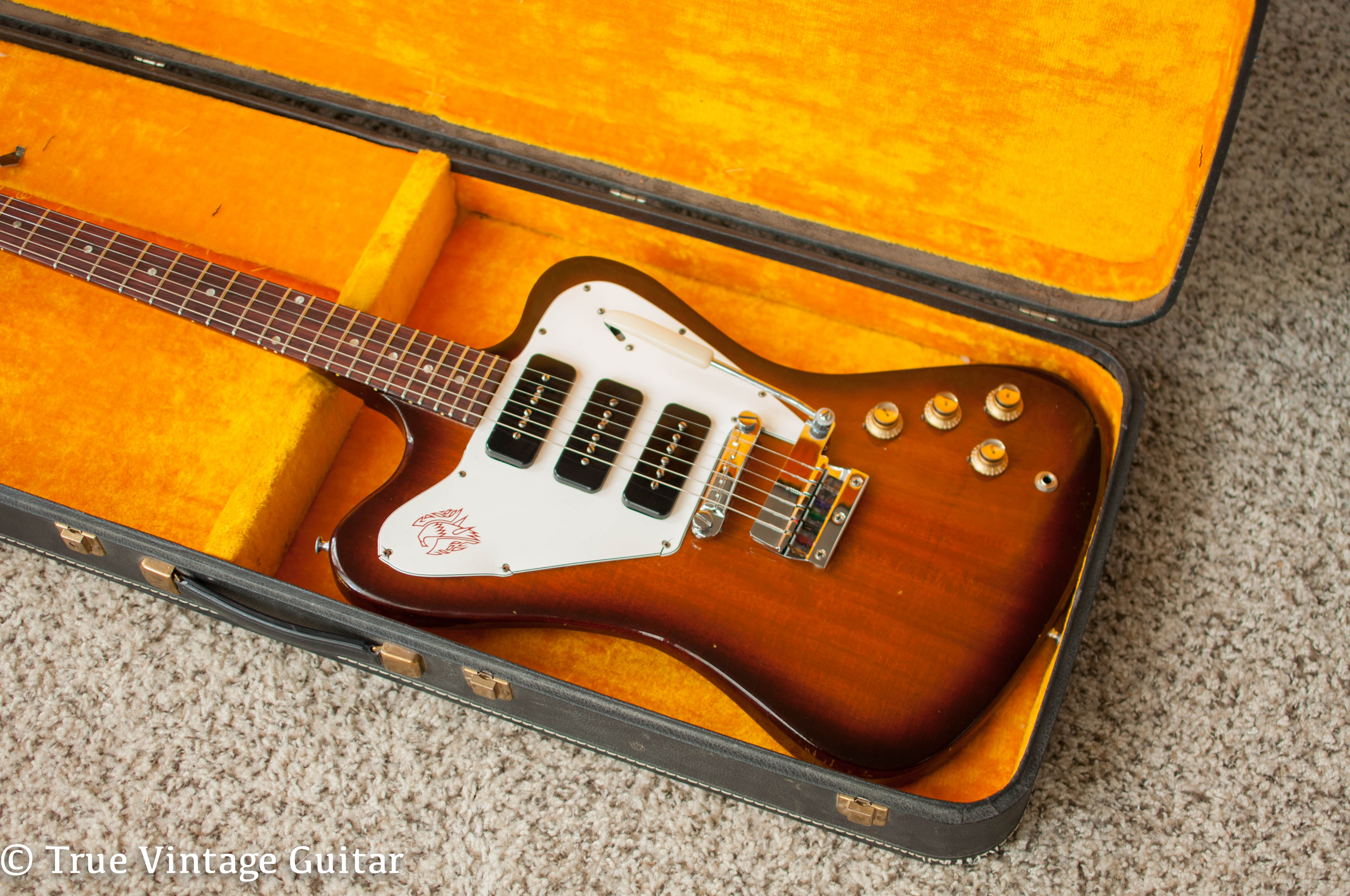 Gibson Firebird electric guitar 1960s