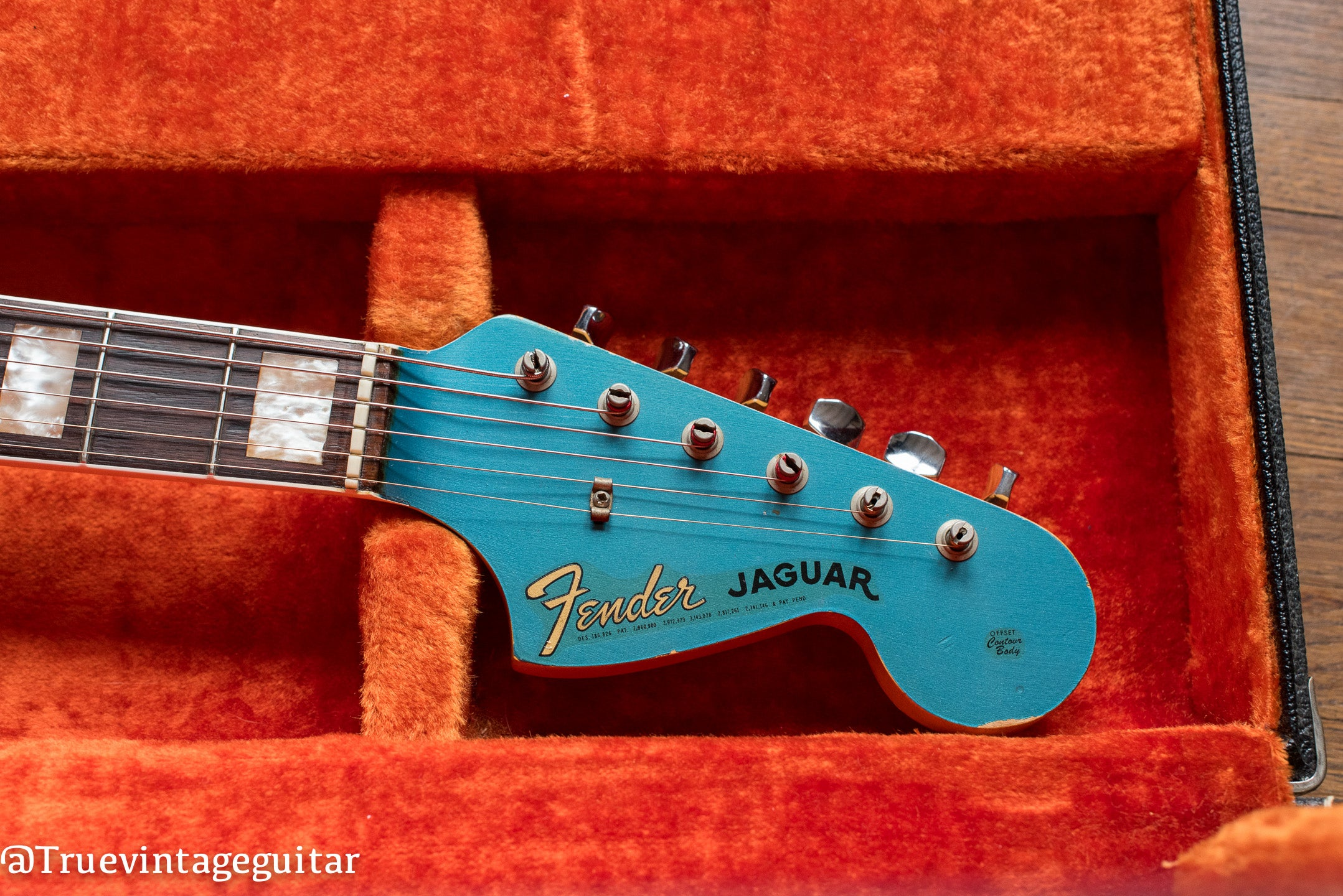 Sell vintage Fender guitar
