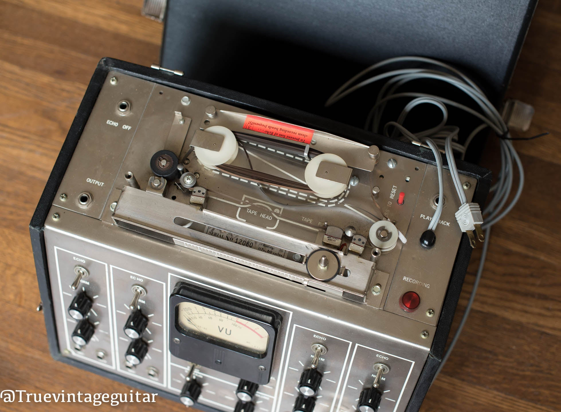 tape cartridge, tape machine, Echoplex Groupmaster