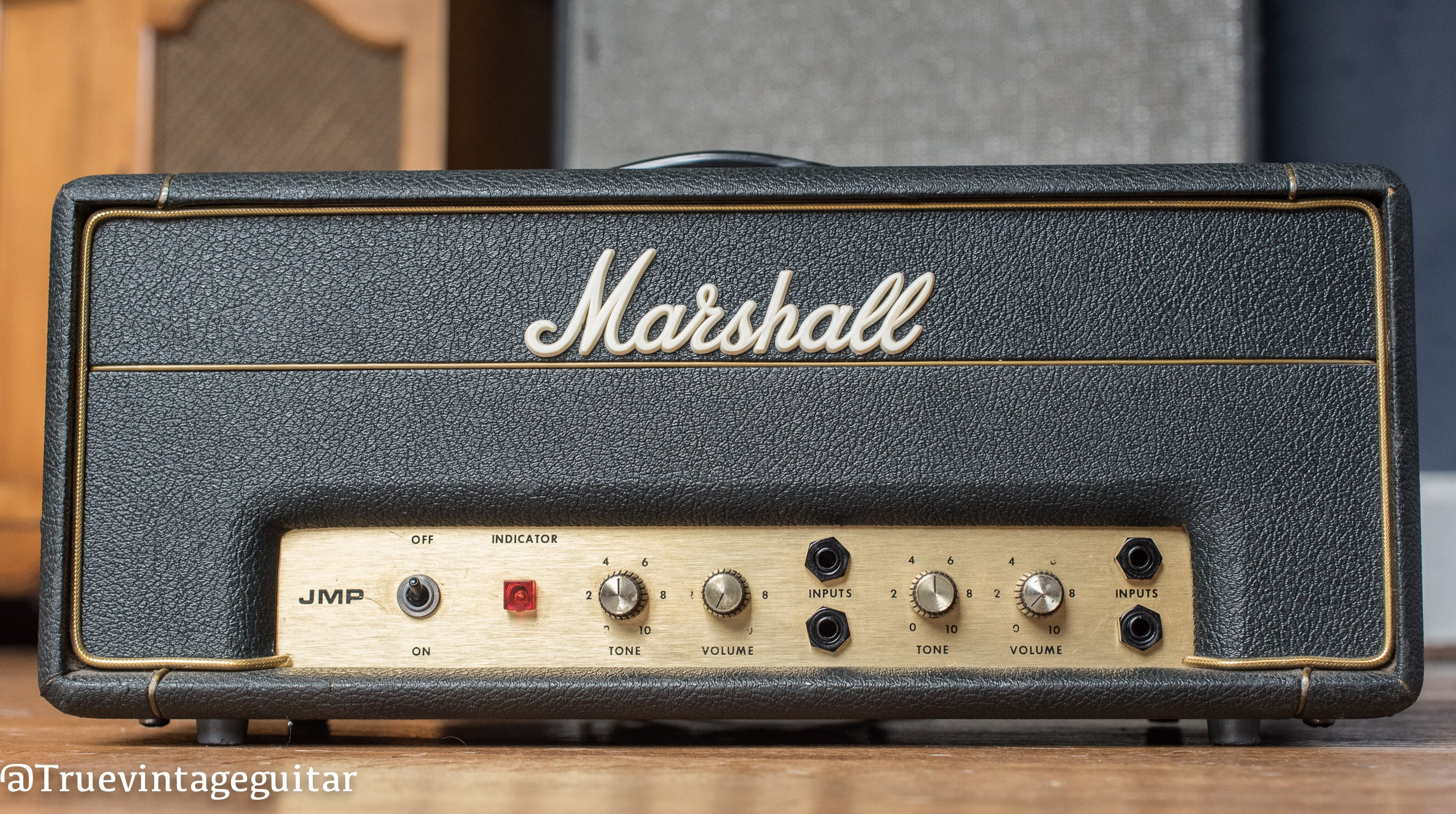 1972 Marshall Lead-Bass 20 watt guitar amplifier