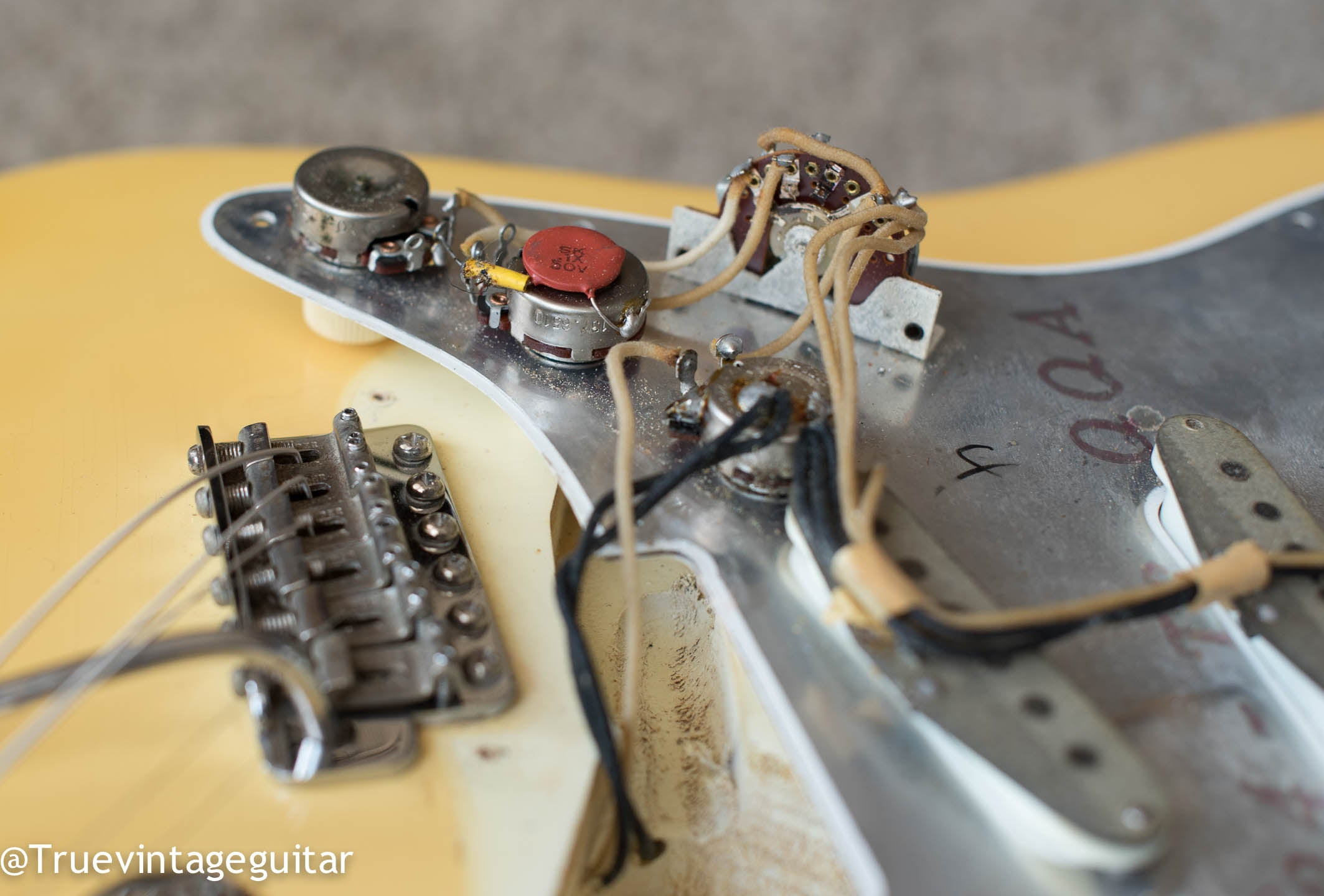 How old is my Fender Stratocaster?