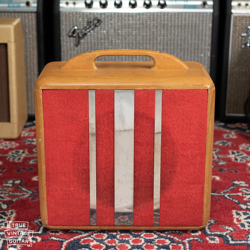 Fender Model 26 amp Ash Red