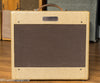Vintage 1953 Fender Deluxe Amplifier, tweed, wide panel