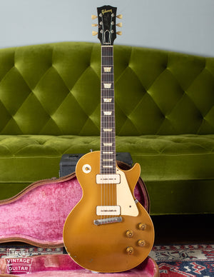 1950s Gibson Les Paul Original goldtop