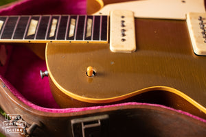 1954 Gibson Les Paul Model (goldtop)