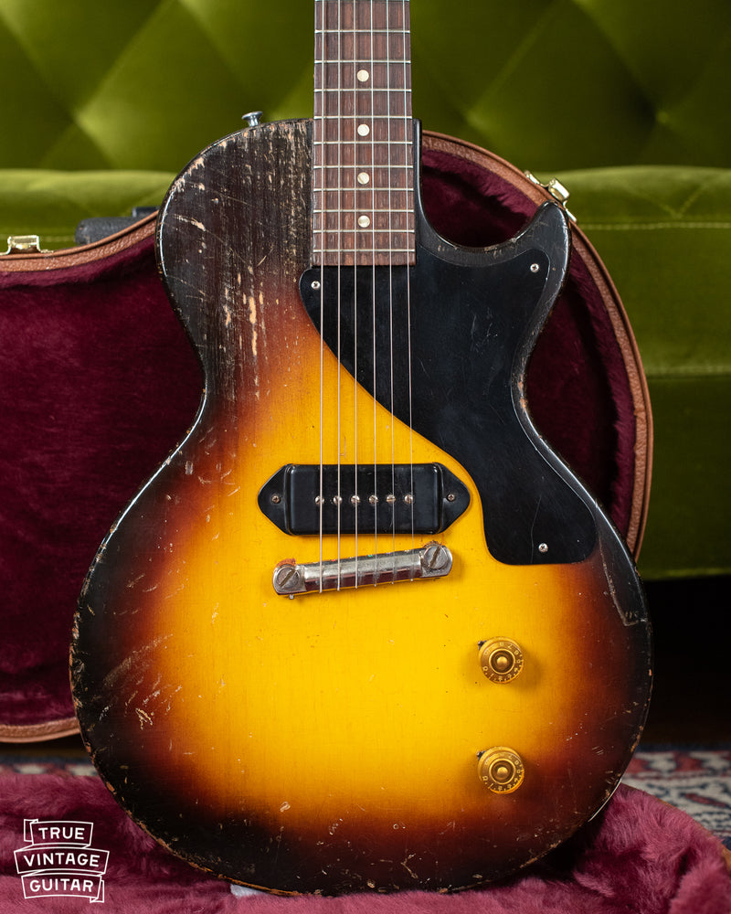 1955 Gibson Les Paul Junior guitar