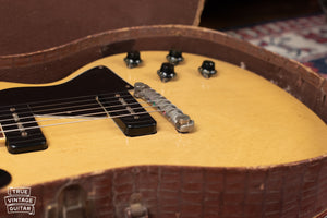Wrap tail bridge Les Paul guitar