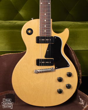 Vintage Gibson Les Paul Special Yellow