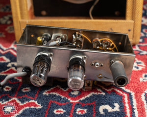 1957 Fender Champ-Amp Tweed 5F1, 6""
