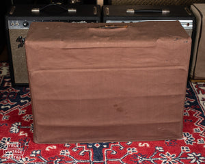 1950s Gibson GA-55 canvas cover