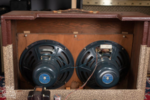 Jensen P12R speakers 1957