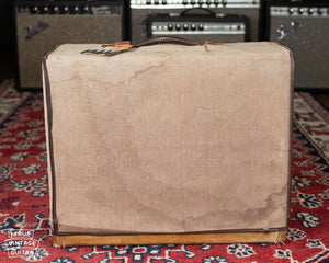 Fender Deluxe Canvas Cover 1950s