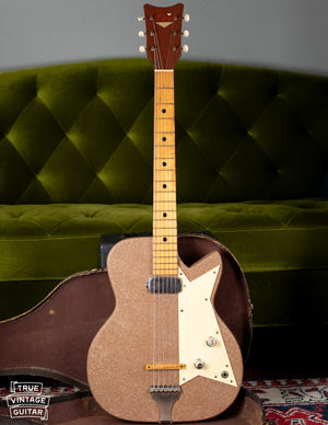 1958 Kay Sizzler electric guitar