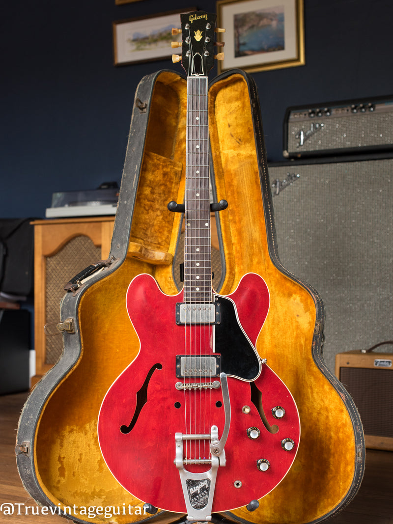 1961 Gibson ES-335 Bigsby