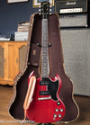 Vintage Gibson SG Special Red guitar 1961