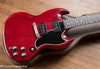 Vintage 1961 Gibson SG Special Cherry Red