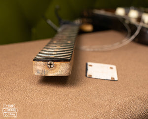 4JUN62B, Fender Jazzmaster neck heel date stamp