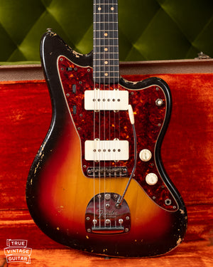 1962 Fender Jazzmaster electric guitar