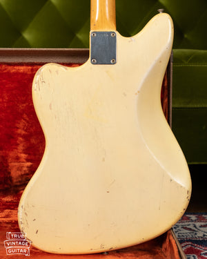Translucent Blond finish Ash body