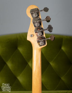 1963 Fender bass tuners