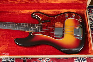 1960s Fender Pbass guitar