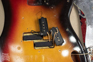 1963 Fender Precision Bass Sunburst