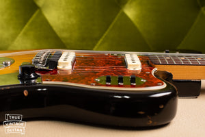 1963 Fender Jaguar Sunburst