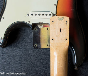 1964 Fender Stratocaster with 1954 & 1960 parts
