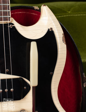 1965 Gibson SG TV (Junior White)