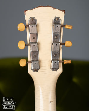 Double line Kluson tuners, 1965 Gibson SG TV