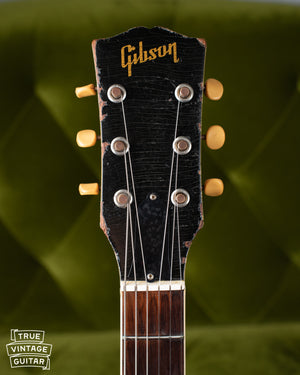 Headstock, 1965 Gibson SG TV