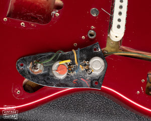 How to date Fender Jaguar guitar potentiometers